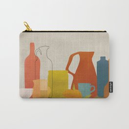 Table Line I Carry-All Pouch