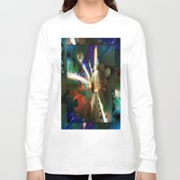 big bang Long Sleeve T-shirts featuring The Big Bang by Robin Curtiss