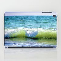 sublime iPad Cases featuring SubLime by kitaSaurus