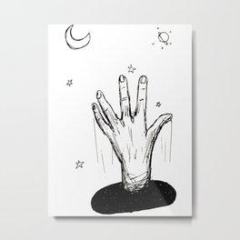 Reach For the Heavens Metal Print