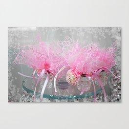 Wedding Decoration Canvas Print
