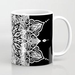 black monika's mandala Coffee Mug