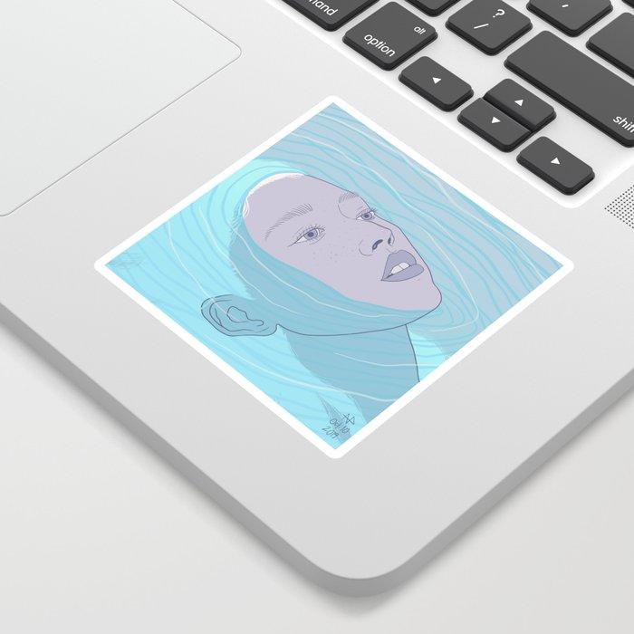 Sink Sticker