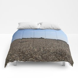Alien Landscape Comforters