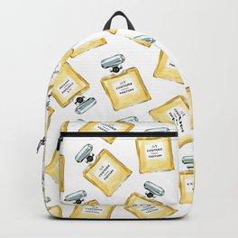 Yellow Parfum Backpack