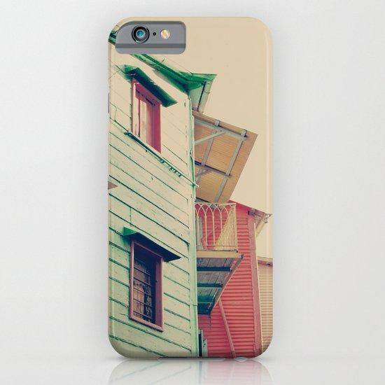 Pastel Caminito  iPhone & iPod Case