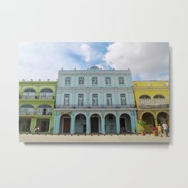 Slice of Havana Metal Print