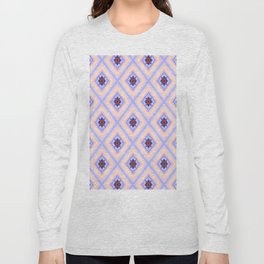 Diamonds Of Sunset Long Sleeve T-shirt