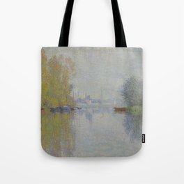 Autumn on the Seine, Argenteuil Tote Bag