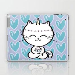 Lily Unicorn Kitty Laptop & iPad Skin