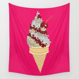 Icescream Wall Tapestry