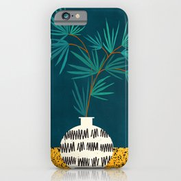 Night Palm / Night Scene Series iPhone Case