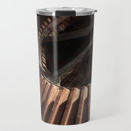 Grist Mill Gears Travel Mug