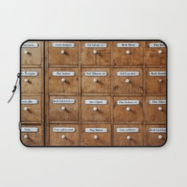 Pharmacy storage Laptop Sleeve