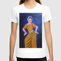 dancer T-shirts featuring Dancer by Priyanka Rastogi