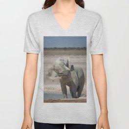 Elephant 13 Unisex V-Neck