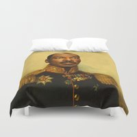 replaceface Duvet Covers featuring Eddie Murphy - replaceface by replaceface