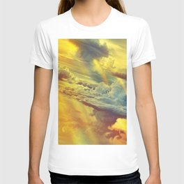 Flying in height T-shirt