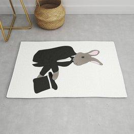 Rabbit Magician Rug