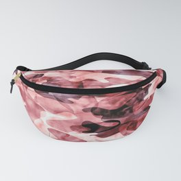 Abstract camouflage pattern Fanny Pack