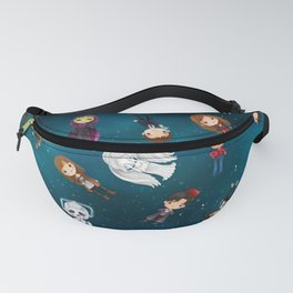 Whovian Love Fanny Pack
