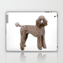 Elegant Poodle Laptop & iPad Skin