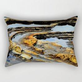 Tide Pools Rectangular Pillow