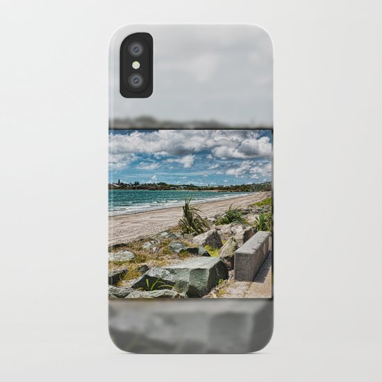 Beautiful Bay View iPhone Case