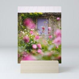 The Rose Garden Mini Art Print