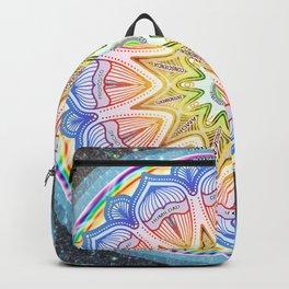 Space Mandala Backpack