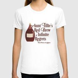 Aunt Tillie's Red Brew T-shirt