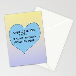 Bastard Heart (#7) Stationery Cards