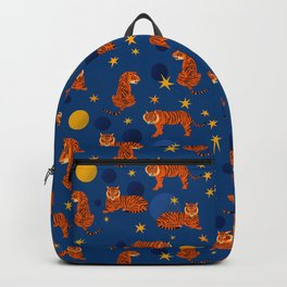 Cosmic Tigers Backpack