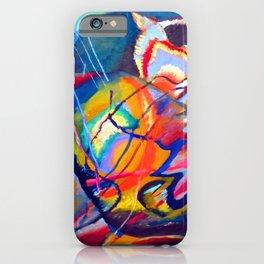 Wassily Kandinsky Improvisation III B iPhone Case