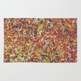 Abstract Scenery Rug