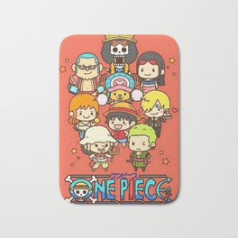 one piece Bath Mat