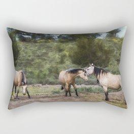 The Duns Rectangular Pillow