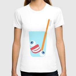 Tooth Brush T-shirt