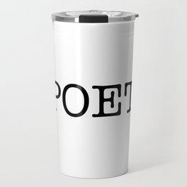 POET. Travel Mug
