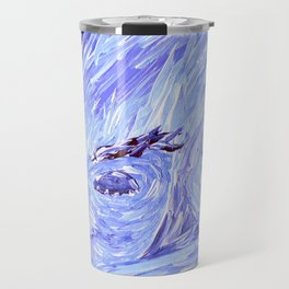 Frozen Man Travel Mug