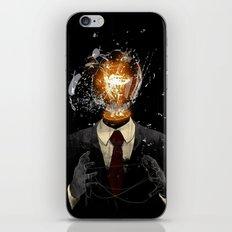 Everything Breaks iPhone & iPod Skin