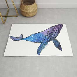 Cosmic Cetacean Rug