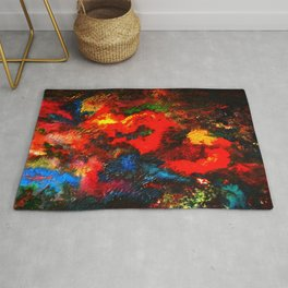 Bold colors  Rug
