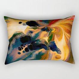 Long Journey Into Night II Rectangular Pillow