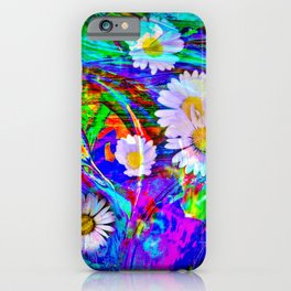 Flower magic - Abstract in Perfection 2 iPhone Case