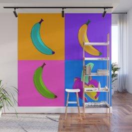 Andy's Bananas Wall Mural