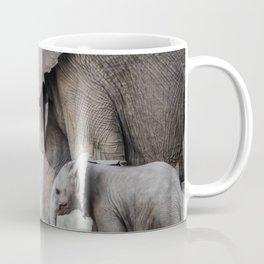 Mommy  Elephant Coffee Mug