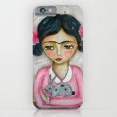 Frida Kahlo and bunny Slim Case iPhone 6s