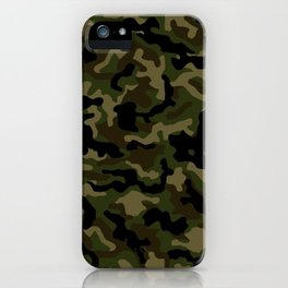 Camouflage Art3 iPhone Case