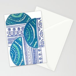 Let's just teeter Stationery Cards